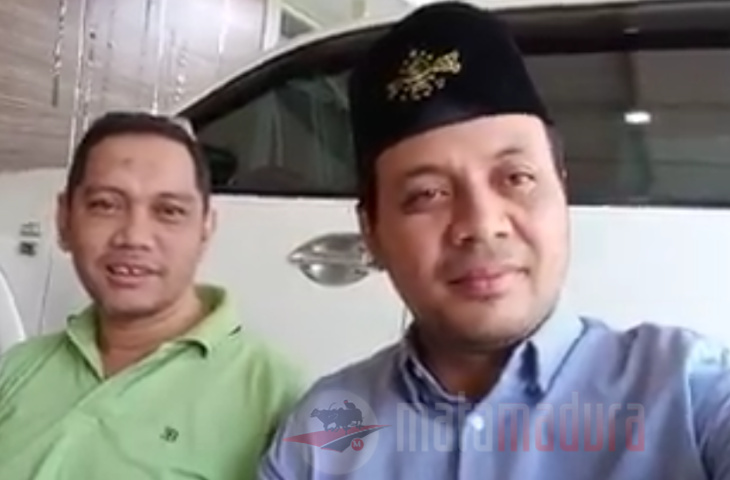 Testimoni Capim KPK Ghufron; Merestui Cak Firman Maju Pilwali Surabaya