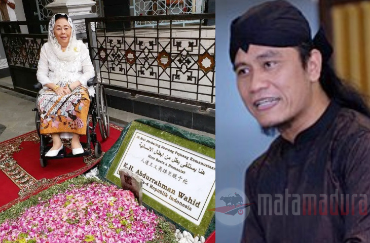 Rp 300 juta per Bulan Hasil Uang Peziarah ke Makam Gus Dur