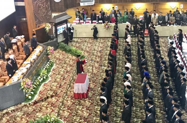 Anggota DPRD Jatim; Enam Kali Kunker, Pendapatan Bisa Rp 101 Juta per Bulan