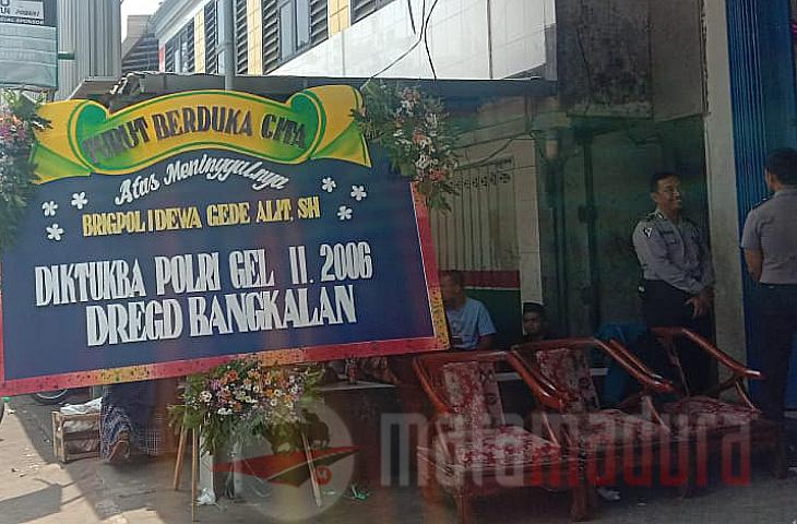 Sebelum Bunuh Diri, Polisi Bangkalan Berwasiat ke Isterinya