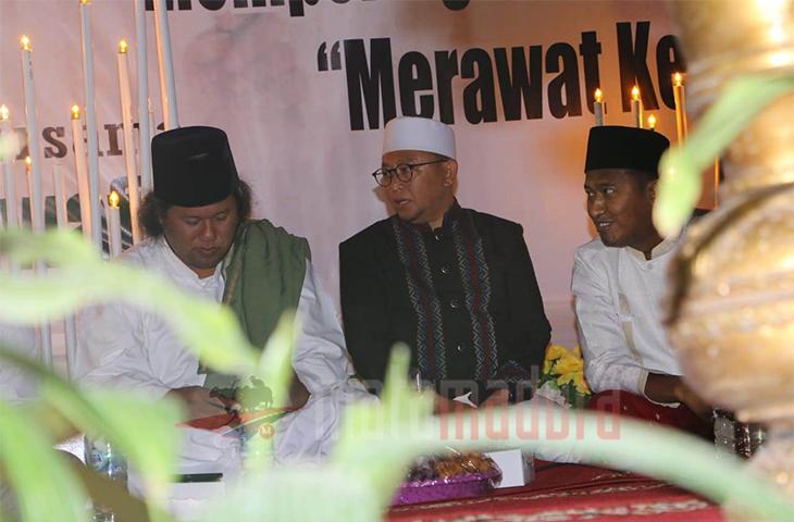 Ngaji Bersama Gus Muwafiq, Bupati Sumenep: Jadikan Perbedaan Sebagai Pemersatu NKRI