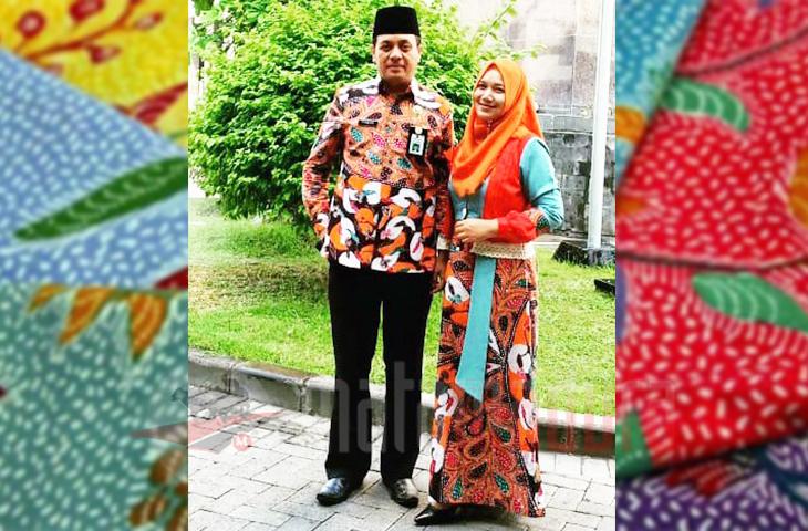 Antara Cak Firman, Batik, dan Sang Istri