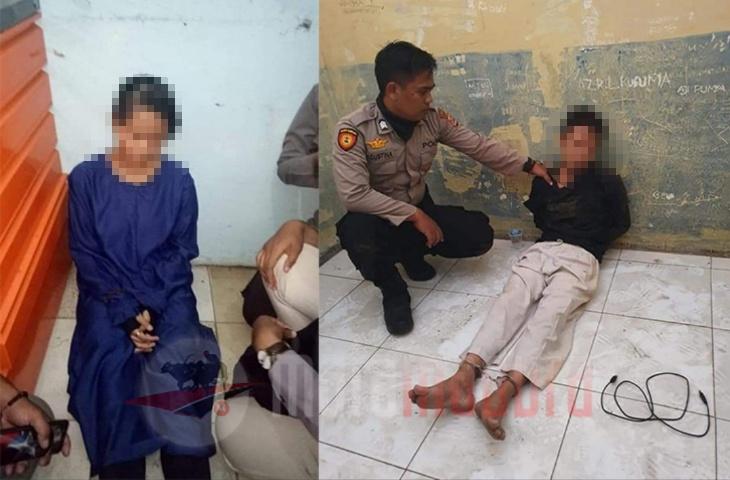 Ini Penampakan Pelaku Penusukan Wiranto, yang Perempuan Warga Brebes