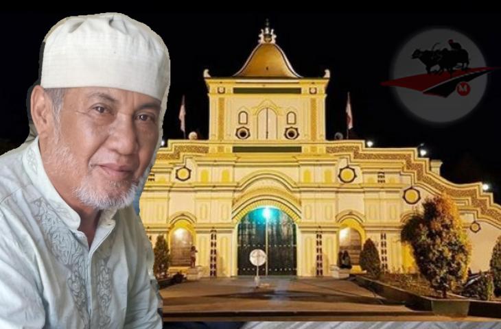 Takmir Masjid Jamik Sumenep Melaporkan Postingan Raden Saghara