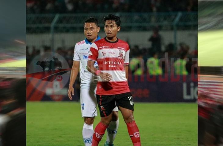 Madura United Tumbangkan Persib Bandung di Kandang Sendiri, Perpanjang Catatan Ini
