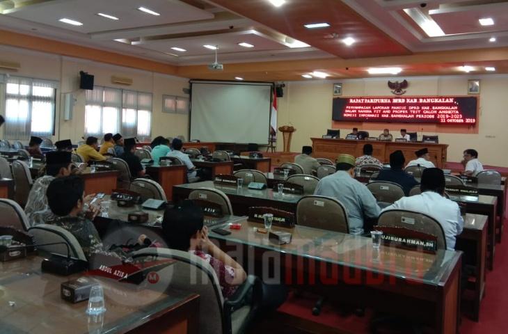 DPRD Bangkalan Sampaikan Hasil Rangking Calon Komisioner KI, Ini Daftarnya