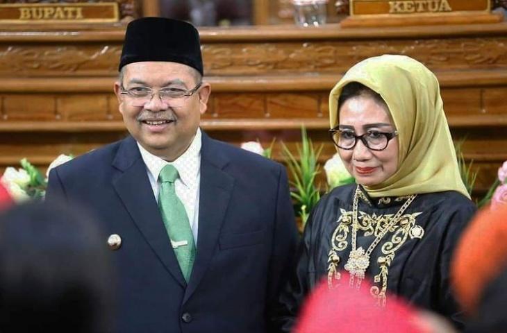 Pasangan Ini Kompak Pimpin Kutai Timur. Suami Jabat Bupati, Istri Jadi Ketua DPRD