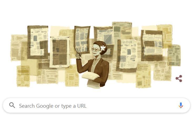 Siapa Ani Idrus, Sosok Perempuan yang Jadi Google Doodle Hari Ini?