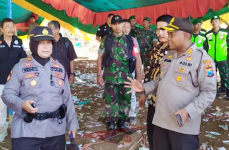 Soal Pilkades Juruan Laok, Kapolres Sumenep Punya Opsi