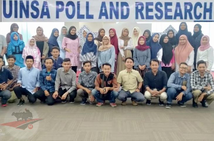 UINSA Terjunkan Tim Survei Pilwali Kota Surabaya