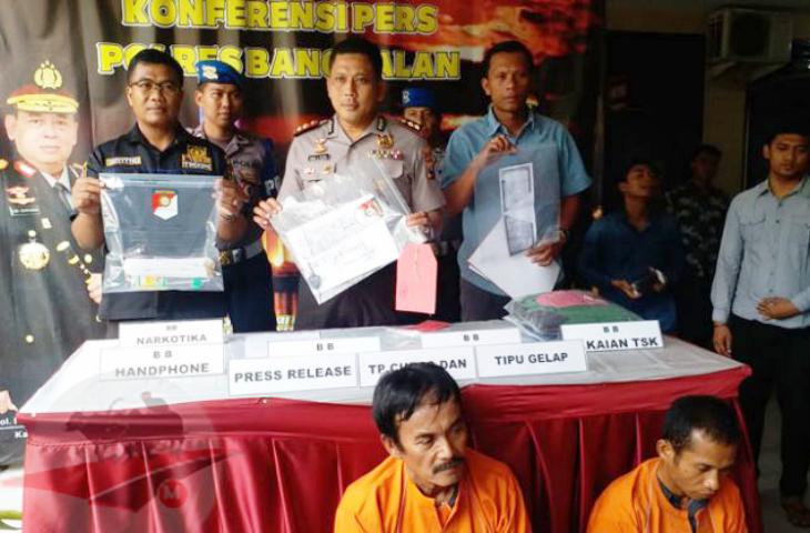 2 Orang Sindikat Pencuri Mobil Bermodus Rental Berhasil Dibekuk, 3 DPO