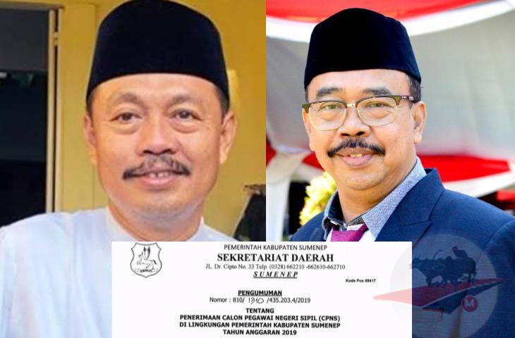 Pemkab Sumenep Buka 310 Formasi CPNS 2019. Apa Saja?