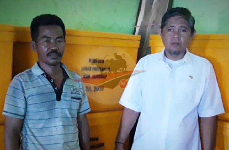 Nasib Jadi Orang Pulau, Dapat Bantuan Mini Cool Box Sekalipun Mesti Terakhir