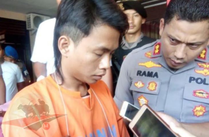 Dua Pemuda Modung Bangkalan Perkosa Gadis Desa Hingga Hamil