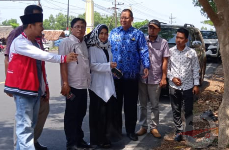 Posting Sampah B3 Berceceran di Jalanan Kota Bangkalan